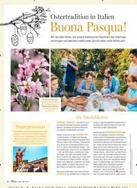 Titelbild der Ausgabe 3/2019 von Ostertradition in Italien: Buona Pasqua!. Zeitschriften als Abo oder epaper bei United Kiosk online kaufen.