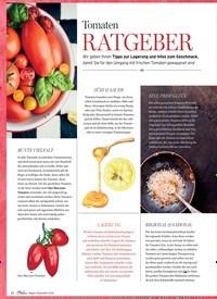 Titelbild der Ausgabe 5/2019 von Tomaten: RATGEBER. Zeitschriften als Abo oder epaper bei United Kiosk online kaufen.