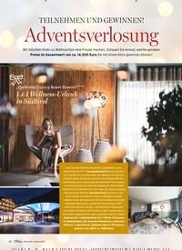 Titelbild der Ausgabe 1/2020 von Adventsverlosung. Zeitschriften als Abo oder epaper bei United Kiosk online kaufen.