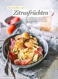 Titelbild der Ausgabe 2/2020 von Herzhaftes mit: Zitrusfrüchten. Zeitschriften als Abo oder epaper bei United Kiosk online kaufen.