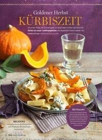 Titelbild der Ausgabe 6/2020 von Goldener Herbst: KÜRBISZEIT. Zeitschriften als Abo oder epaper bei United Kiosk online kaufen.