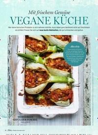 Titelbild der Ausgabe 6/2020 von Mit frischem Gemüse VEGANE KÜCHE. Zeitschriften als Abo oder epaper bei United Kiosk online kaufen.