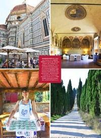Titelbild der Ausgabe 3/2021 von CETTINAS WELT: Unterwegs in der Toskana. Zeitschriften als Abo oder epaper bei United Kiosk online kaufen.