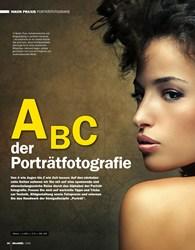 Titelbild der Ausgabe 1/2019 von PORTRÄTFOTOGRAFIE:ABC der Porträtfotografie. Zeitschriften als Abo oder epaper bei United Kiosk online kaufen.