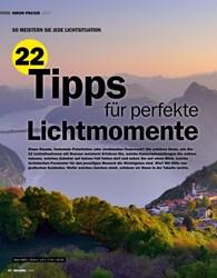 Titelbild der Ausgabe 1/2019 von LICHT: SO MEISTERN SIE JEDE LICHTSITUATION: 22 Tipps für perfekte Lichtmomente. Zeitschriften als Abo oder epaper bei United Kiosk online kaufen.