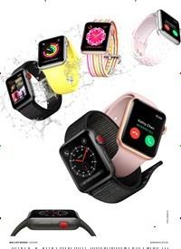 Titelbild der Ausgabe 2/2018 von Apple Watch: Intelligenz fürs Handgelenk. Zeitschriften als Abo oder epaper bei United Kiosk online kaufen.