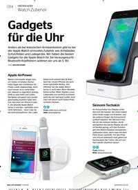 Titelbild der Ausgabe 2/2018 von Watch-Zubehör: Gadgets für die Uhr. Zeitschriften als Abo oder epaper bei United Kiosk online kaufen.