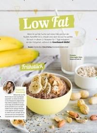 Titelbild der Ausgabe 1/2019 von Low Fat. Zeitschriften als Abo oder epaper bei United Kiosk online kaufen.