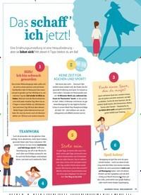 Titelbild der Ausgabe 1/2019 von Das schaff' ich jetzt!. Zeitschriften als Abo oder epaper bei United Kiosk online kaufen.