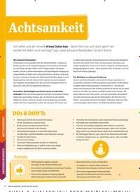 Titelbild der Ausgabe 1/2020 von Achtsamkeit. Zeitschriften als Abo oder epaper bei United Kiosk online kaufen.