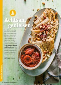 Titelbild der Ausgabe 1/2020 von Achtsam genießen. Zeitschriften als Abo oder epaper bei United Kiosk online kaufen.