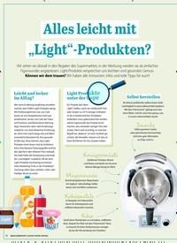 """Titelbild der Ausgabe 1/2020 von RATGEBER: Alles leicht mit """"Light""""-Produkten?. Zeitschriften als Abo oder epaper bei United Kiosk online kaufen."""
