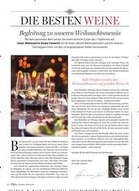 Titelbild der Ausgabe 1/2020 von DIE BESTEN WEINE. Zeitschriften als Abo oder epaper bei United Kiosk online kaufen.