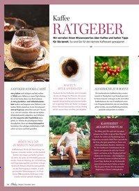 Titelbild der Ausgabe 6/2020 von Kaffee RATGEBER. Zeitschriften als Abo oder epaper bei United Kiosk online kaufen.