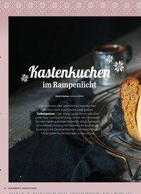 Titelbild der Ausgabe 2/2019 von Kastenkuchen im Rampenlicht. Zeitschriften als Abo oder epaper bei United Kiosk online kaufen.