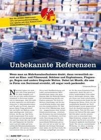 Titelbild der Ausgabe 6/2019 von Unbekannte Referenzen. Zeitschriften als Abo oder epaper bei United Kiosk online kaufen.