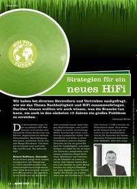 Titelbild der Ausgabe 2/2020 von Strategien für ein neues HiFi. Zeitschriften als Abo oder epaper bei United Kiosk online kaufen.