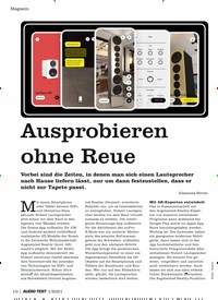 Titelbild der Ausgabe 1/2021 von Ausprobieren ohne Reue. Zeitschriften als Abo oder epaper bei United Kiosk online kaufen.