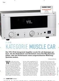 Titelbild der Ausgabe 2/2021 von VTL IT-85: KATEGORIE MUSCLE CAR. Zeitschriften als Abo oder epaper bei United Kiosk online kaufen.