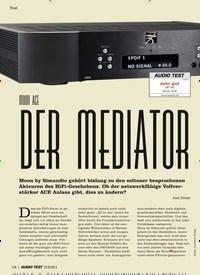 Titelbild der Ausgabe 2/2021 von MOON ACE: DER MEDIATOR. Zeitschriften als Abo oder epaper bei United Kiosk online kaufen.