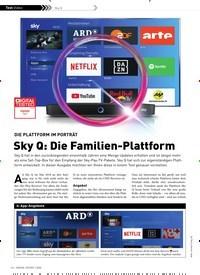 Titelbild der Ausgabe 1/2020 von Sky Q: DIE PLATTFORM IM PORTRÄT: Sky Q: Die Familien-Plattform. Zeitschriften als Abo oder epaper bei United Kiosk online kaufen.