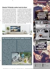 Titelbild der Ausgabe 1/2020 von Smarte TV-Geräte weiter hoch im Kurs. Zeitschriften als Abo oder epaper bei United Kiosk online kaufen.