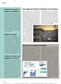 Titelbild der Ausgabe 2/2020 von Roboter als beliebte Putzhilfen. Zeitschriften als Abo oder epaper bei United Kiosk online kaufen.