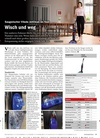 Titelbild der Ausgabe 2/2020 von Saugwischer Vileda JetClean im Test: Wisch und weg. Zeitschriften als Abo oder epaper bei United Kiosk online kaufen.