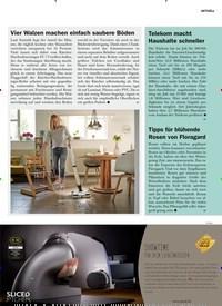 Titelbild der Ausgabe 6/2020 von Vier Walzen machen einfach saubere Böden. Zeitschriften als Abo oder epaper bei United Kiosk online kaufen.