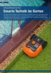 Titelbild der Ausgabe 5/2019 von 2 Rasenmähroboter im Test: Smarte Technik im Garten. Zeitschriften als Abo oder epaper bei United Kiosk online kaufen.