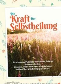 Titelbild der Ausgabe 4/2019 von Die Kraft Der Selbstheilung. Zeitschriften als Abo oder epaper bei United Kiosk online kaufen.