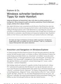 Titelbild der Ausgabe 11/2019 von Explorer & Co. Windows schneller bedienen: Tipps für mehr Komfort. Zeitschriften als Abo oder epaper bei United Kiosk online kaufen.