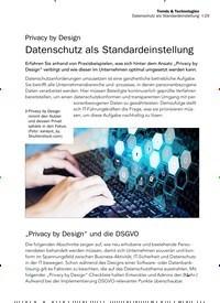 Titelbild der Ausgabe 2/2020 von Privacy by Design: Datenschutz als Standardeinstellung. Zeitschriften als Abo oder epaper bei United Kiosk online kaufen.