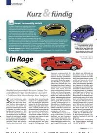 Titelbild der Ausgabe 10/2019 von Kurzmeldungen: Kurz & fündig: In Rage. Zeitschriften als Abo oder epaper bei United Kiosk online kaufen.
