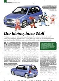 Titelbild der Ausgabe 11/2019 von 1:18 Ottomobile: VW Lupo GTI 1999: Der kleine, böse Wolf. Zeitschriften als Abo oder epaper bei United Kiosk online kaufen.