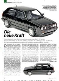 Titelbild der Ausgabe 11/2019 von 1:12 Ottomobile: VW Golf II GTI 16V 1986: Die neue Kraft. Zeitschriften als Abo oder epaper bei United Kiosk online kaufen.