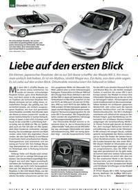 Titelbild der Ausgabe 12/2019 von Ottomobile: Mazda MX-5 1990: Liebe auf den ersten Blick. Zeitschriften als Abo oder epaper bei United Kiosk online kaufen.