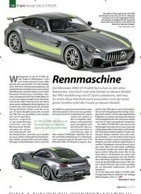 Titelbild der Ausgabe 12/2019 von GT Spirit: Mercedes-AMG GT-R PRO 2019: Rennmaschine. Zeitschriften als Abo oder epaper bei United Kiosk online kaufen.