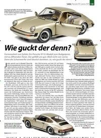 Titelbild der Ausgabe 1/2020 von Solido: Porsche 911 Carrera 1975: Wie guckt der denn?. Zeitschriften als Abo oder epaper bei United Kiosk online kaufen.
