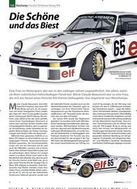 Titelbild der Ausgabe 2/2020 von Minichamps: Porsche 934 Kremer Racing 1976: Die Schöne und das Biest. Zeitschriften als Abo oder epaper bei United Kiosk online kaufen.