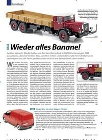 Titelbild der Ausgabe 2/2020 von Kurzmeldungen: Wieder alles Banane!. Zeitschriften als Abo oder epaper bei United Kiosk online kaufen.