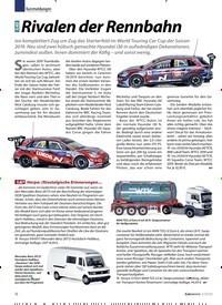 Titelbild der Ausgabe 2/2020 von Kurzmeldungen: Rivalen der Rennbahn. Zeitschriften als Abo oder epaper bei United Kiosk online kaufen.