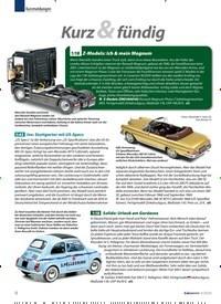 Titelbild der Ausgabe 3/2020 von Kurzmeldungen:Kurz & fündig. Zeitschriften als Abo oder epaper bei United Kiosk online kaufen.