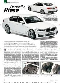 Titelbild der Ausgabe 4/2020 von 1:18 Kyosho: BMW 540i G30 2017:Der weiße Riese. Zeitschriften als Abo oder epaper bei United Kiosk online kaufen.