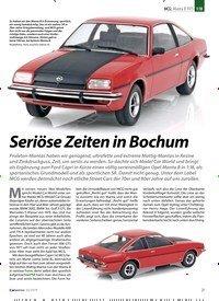 Titelbild der Ausgabe 10/2019 von MCG: Manta B 1975: Seriöse Zeiten in Bochum. Zeitschriften als Abo oder epaper bei United Kiosk online kaufen.
