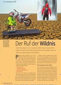 Titelbild der Ausgabe 4/2019 von Der Ruf der Wildnis. Zeitschriften als Abo oder epaper bei United Kiosk online kaufen.