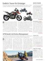 Titelbild der Ausgabe 5/2019 von MOTO-TICKER. Zeitschriften als Abo oder epaper bei United Kiosk online kaufen.
