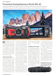 Titelbild der Ausgabe 5/2019 von TECHNIK-TIPP: Praxistest Kompatkamera Ricoh WG-60. Zeitschriften als Abo oder epaper bei United Kiosk online kaufen.