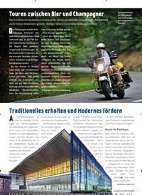 Titelbild der Ausgabe 6/2019 von Touren zwischen Bier und Champagner. Zeitschriften als Abo oder epaper bei United Kiosk online kaufen.