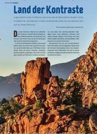 Titelbild der Ausgabe 6/2019 von KORSIKA: Land der Kontraste. Zeitschriften als Abo oder epaper bei United Kiosk online kaufen.